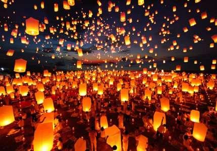 Những Lễ Hội Thái Lan Mùa Hè Nhất Định Bạn Phải Biết