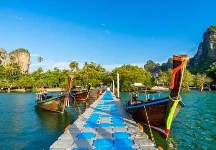 Những điểm du lịch hút hồn du khách ở Thái Lan