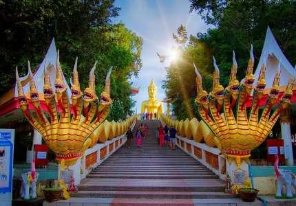 Thời gian thích hợp để du lịch Thái Lan