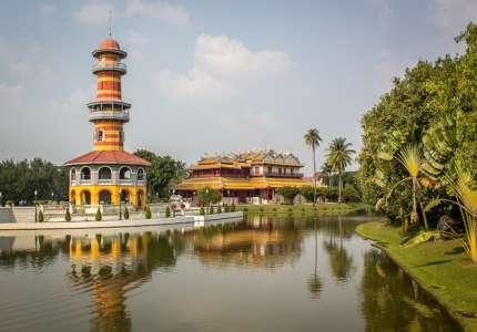 Trải nghiệm cung điện mùa hè Mrigadayavan Thái Lan