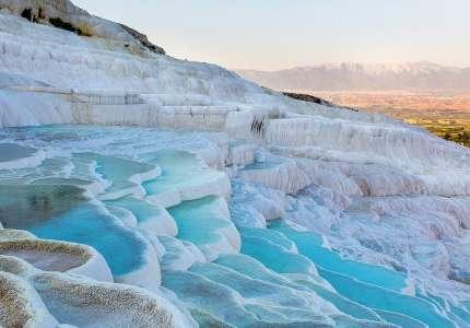 Thiên đường tuyết trắng ở Thổ Nhĩ Kỳ
