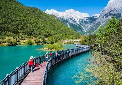 Du lịch Lệ Giang Shangrila mùa nào đẹp nhất