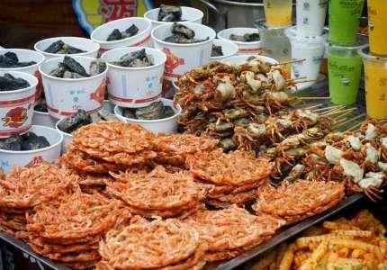 Du lịch Trương Gia Giới - Phượng Hoàng Cổ Trấn nên ăn gì?