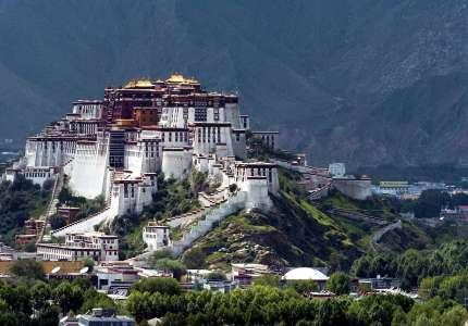 Khám phá Cung điện Potala Tây Tạng Trung Quốc