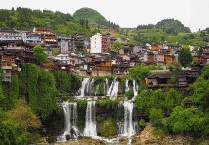 Kinh nghiệm du lịch Phù Dung Trấn – Trung Quốc