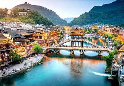 Những trải nghiệm về du lịch Trung Quốc đường bộ
