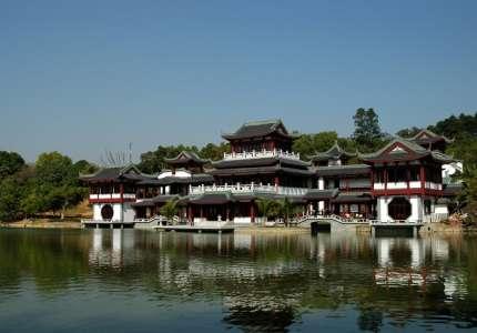 Tham quan Nam Ninh Trung Quốc