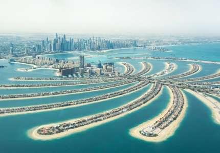Chiêm ngưỡng sự kỳ vỹ của Đảo Cọ Palm Jumeirah Dubai