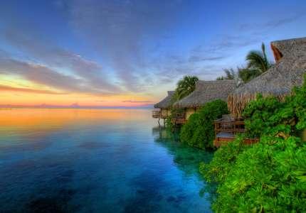 Maldives - Thiên đường ngay trong lòng hạ giới