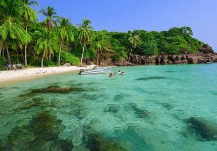 5 hòn đảo thu hút dân phượt tại Phú Quốc