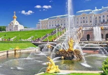 8 Cung điện nổi tiếng ở nước Nga bạn nên biết
