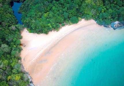 Bãi suối nóng Côn Đảo điểm đến không thể bỏ qua