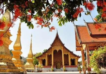 Đi du lịch Lào dịp hè vừa đẹp lại yên bình