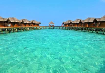 Điều gì khiến bạn phải du lịch Maldives dịp Tết này