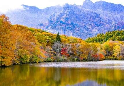 Những địa điểm ngắm mùa thu Nhật Bản đẹp nhất bạn nên biết