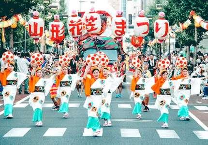 Những lễ hội du lịch mùa hè tại Nhật Bản- Hàn Quốc và Đài Loan