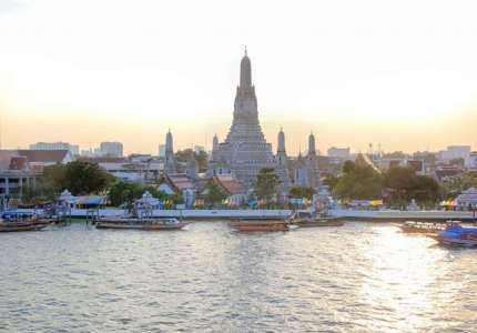 Những ngôi chùa là điểm check in lý tưởng nhất Bangkok