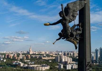 Tham quan Khải Hoàn Môn Moscow