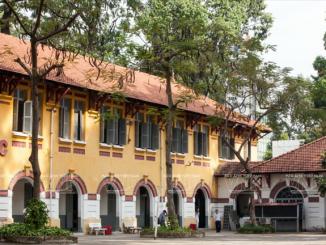 Những Câu Chuyện Ma Ở Sài Gòn: Trường THPT Marie Curie