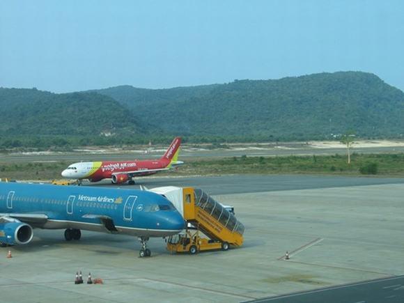 """Bí ẩn cây """"Thoi Loi"""" ở sân bay Phú Quốc"""