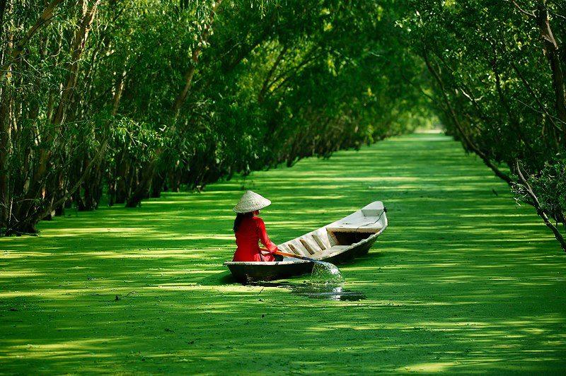 90 ngày trong 90 giây trên sông Mekong