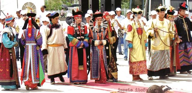 Tục cưới của người Mông Cổ