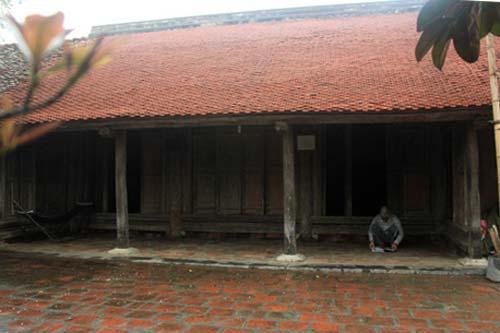 Ngôi nhà cổ 200 tuổi đẹp nhất xứ Thanh