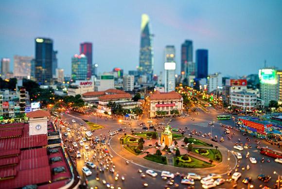 Thông tin thú vị về các nút giao thông nổi tiếng ở Sài Gòn