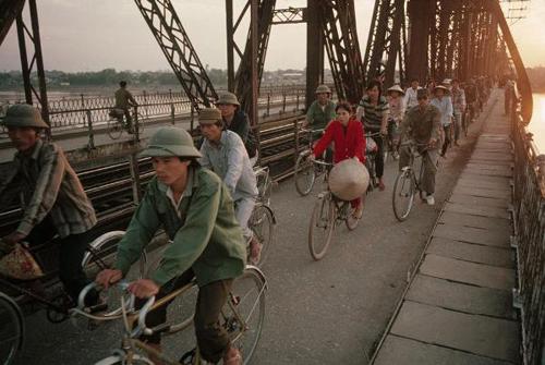 Ký ức xe đạp một thời bao cấp