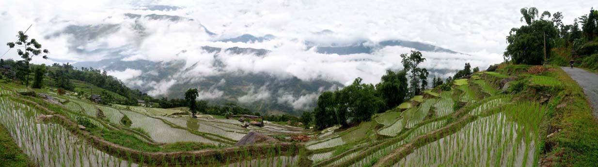 Vẻ đẹp bình yên của Xín Mần – Hà Giang
