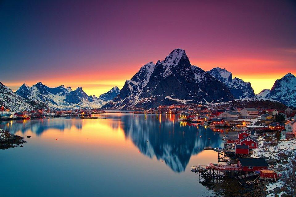 Tour Du Lịch Bắc Âu - Đan Mạch - Thụy Điển - Phần Lan - Na Uy 9 Ngày