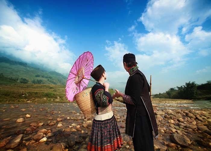 Du lịch tuần trăng mật Sapa 2 ngày 3 đêm từ Hà Nội