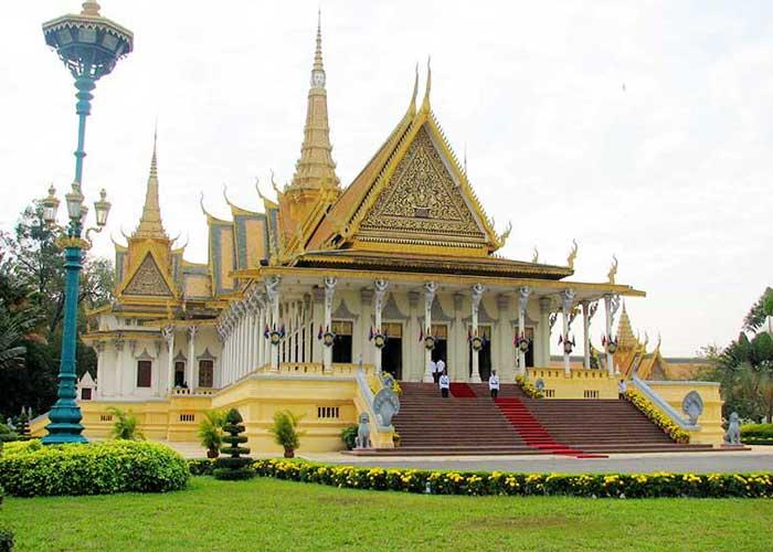 Tour Campuchia SiemRiep - Phnom Phenh 4 ngày 3 đêm