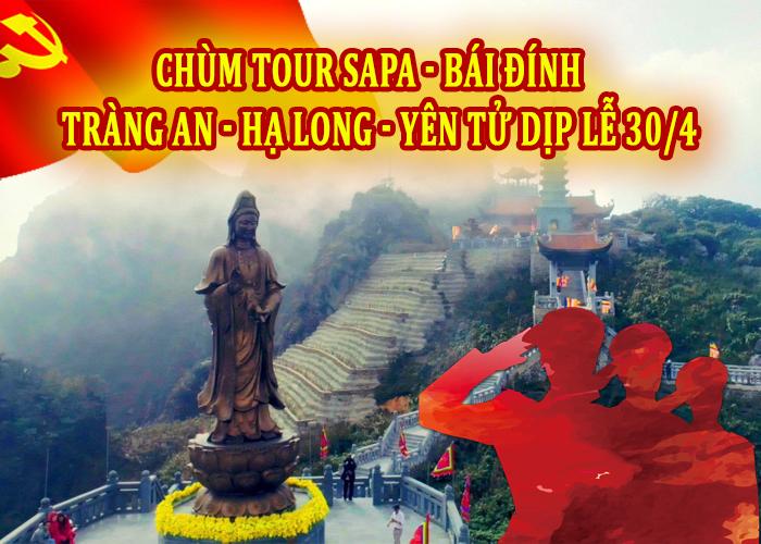 Du Lịch Sapa - Bái Đính- Trang An- Hạ Long - Yên Tử 5 Ngày
