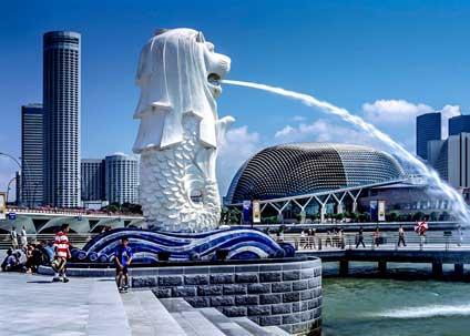Tour khám phá Singapore - Malaysia 5 ngày từ Hà Nội