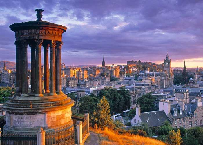 Tour Du Lịch Anh Quốc - Scotland 8 Ngày 7 Đêm