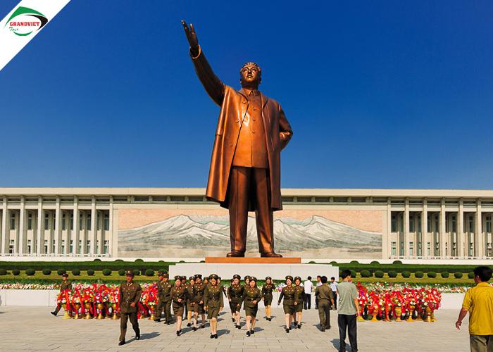 Tour Du Lịch Triều Tiên 5 Ngày 4 Đêm