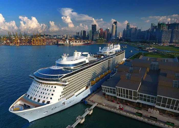Du lịch Singapore - Malaysia trên du thuyền Mariner of the Seas 5 sao
