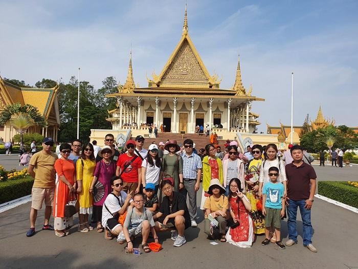 Du Lịch Campuchia 4 Ngày 3 Đêm Từ Hà Nội