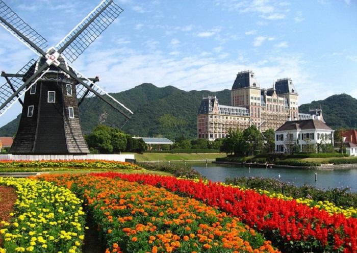 Tour Du Lịch Châu Âu 8 Ngày 7 Đêm : Pháp - Bỉ - Hà Lan- Đức