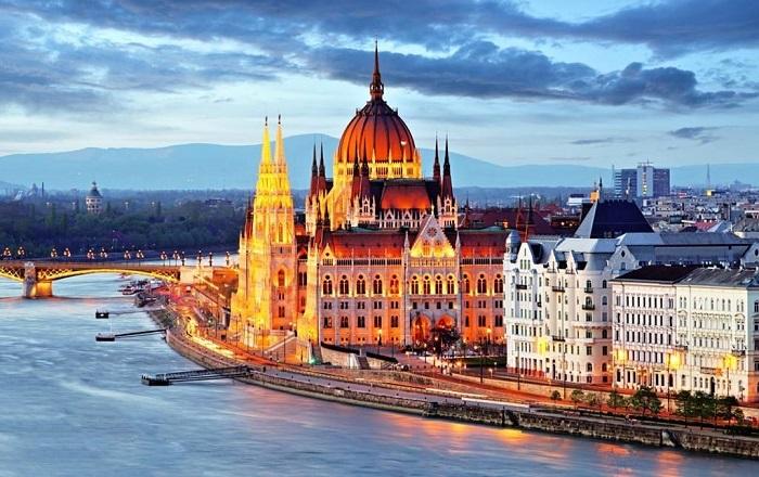 Du Lịch Châu Âu 9 Ngày 8 Đêm Séc – Áo - Hungary