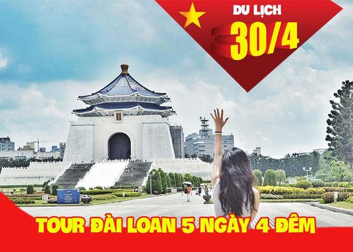 Tour Du Lịch Đài Loan Mùa Hoa Anh Đào 5 Ngày Và Lễ 30/4 - 1/5/2020 (Bay Vietjet Air)