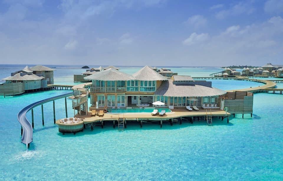 Tour Du Lịch Nghỉ Dưỡng Maldives 4 Ngày 3 Đêm
