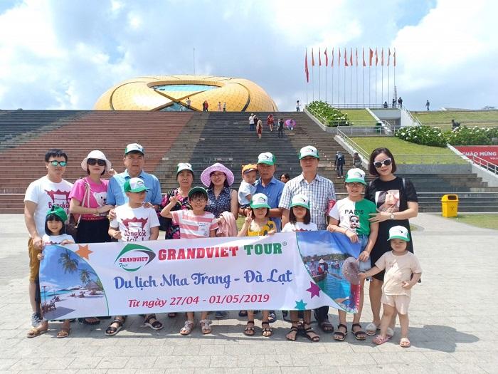 Du lịch Nha Trang - Đà Lạt 5 ngày 4 đêm