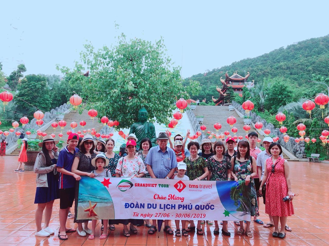 Tour Du Lịch Phú Quốc Trọn Gói 4 Ngày 3 Đêm Lễ 2/9/2019