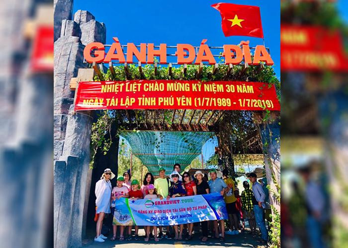 Du Lịch Quy Nhơn – Phú Yên 4 Ngày 3 Đêm Từ Hà Nội