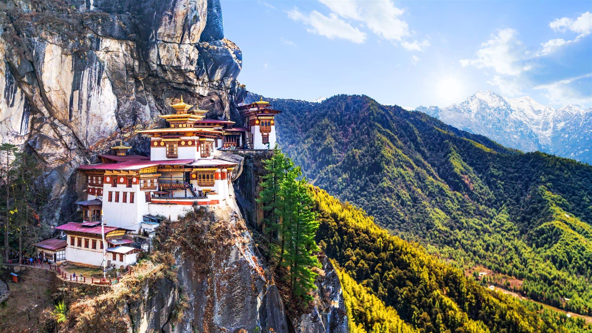 Du Lịch Tâm Linh Bhutan 5 Ngày 4 Đêm