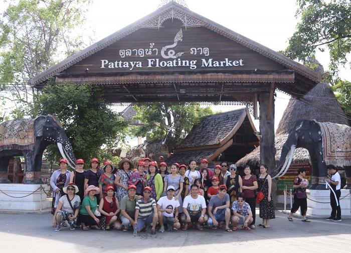Tour Du Lịch Thái Lan - BangKok – Pattaya 5 Ngày 4 Đêm
