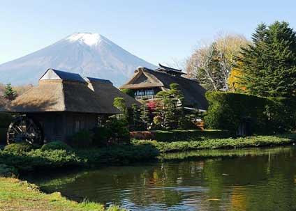 Du lịch giá rẻ - Nhật Bản 5 ngày 4 đêm từ Hà Nội