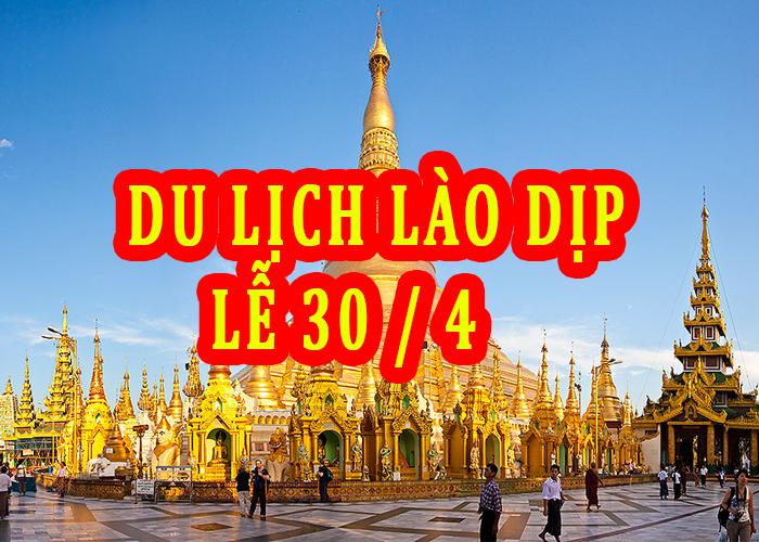 Tour Du Lịch Lào 4 Ngày 3 Đêm Dịp Lễ 30/4-1/5